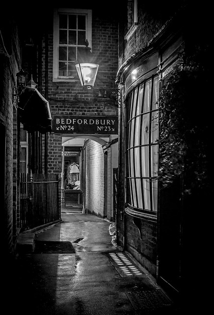 Goodwin's Court, Canon EOS 5D MARK III, Canon EF 16-35mm f/4L IS USM