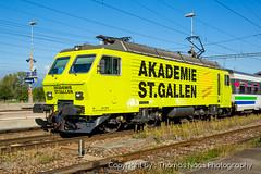 446 018-4 : Akademie St. Gallen