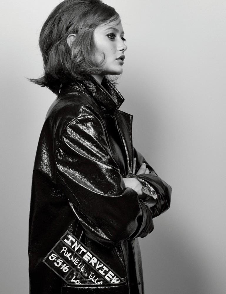 Элла Пернелл — Фотосессия для «Interview» 2016 – 1
