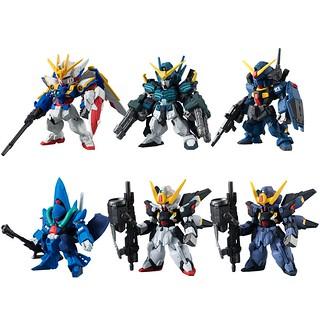 好評不斷!《鋼彈 新章節 #》盒玩「第六彈」持續推出!FW Gundam Converge #6