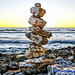 Fall into Winter - Equinox to Solstice #56 - Cairn