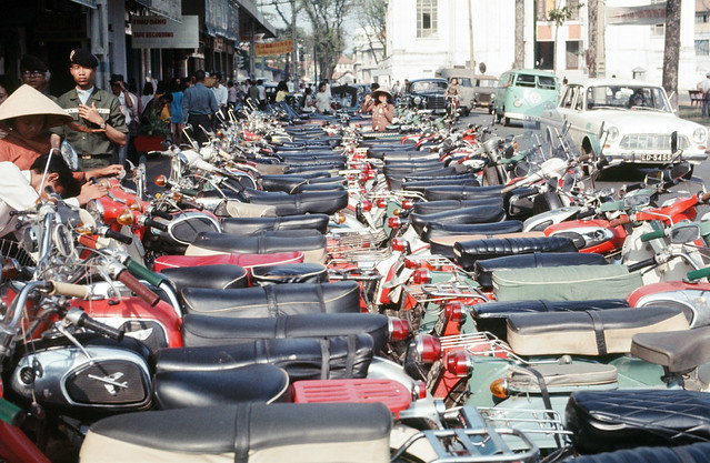 SAIGON 1969 - Photo by larsdh