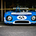 Rob Hall and Andy Willis - 1969 Matra MS650  Le Mans Prototype at the 2016 Goodwood Revival (Photo 1) by Dave Adams Automotive Images