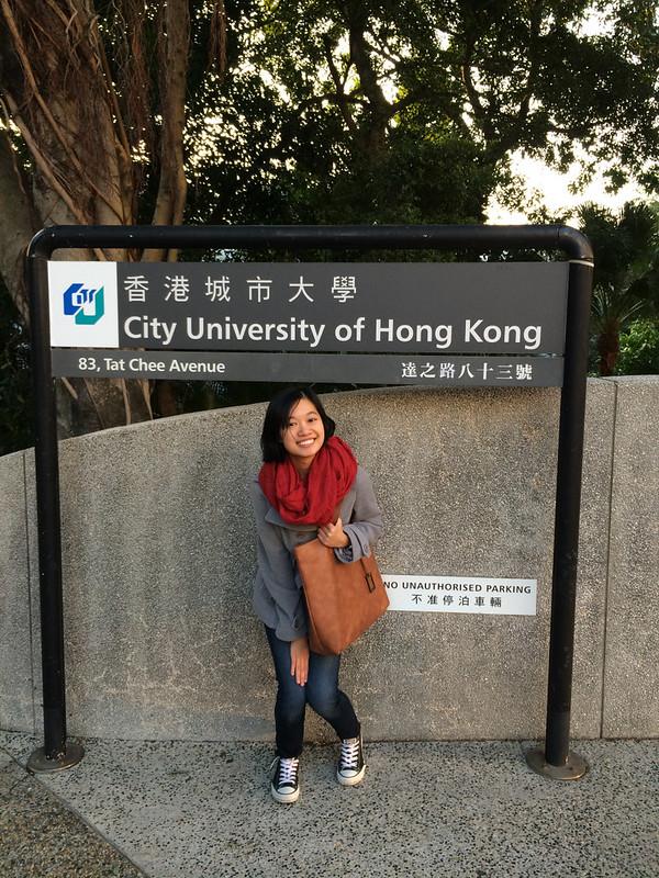 Tang, Christine; Hong Kong - Bye, Hong Kong!