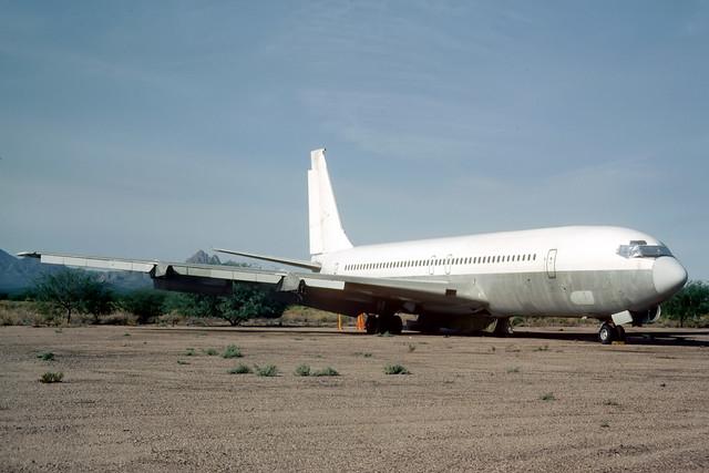 N762TB Boeing 707-321B