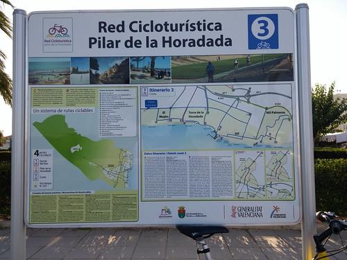 Red Cicloturística Pilar de la Horadada