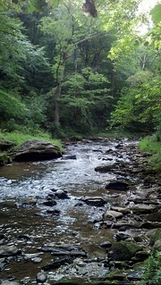 On the Little Falls, just off the NCR Trail, Baltimore County, Maryland