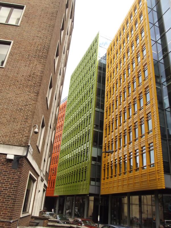 Central Saint Giles Office Building - Holborn