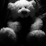 huggy bear BW