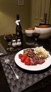 Lamb Backstrap for Dinner