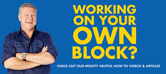 Mitre 10 is part of the latest series of The Block