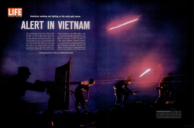 LIFE Magazine November 27, 1964 (2) - ALERT IN VIETNAM