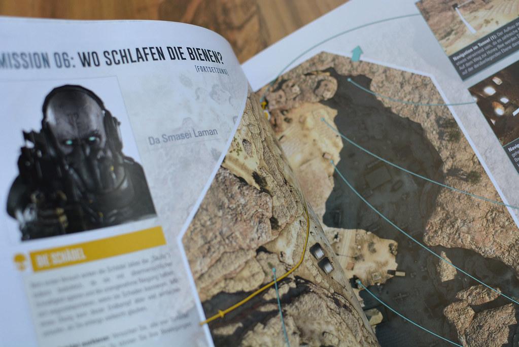 MGS 5 Lösungsbuch
