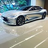 Another gorgeous concept car from Infiniti. Q80 Inspiration. I might be biased. They're a client
