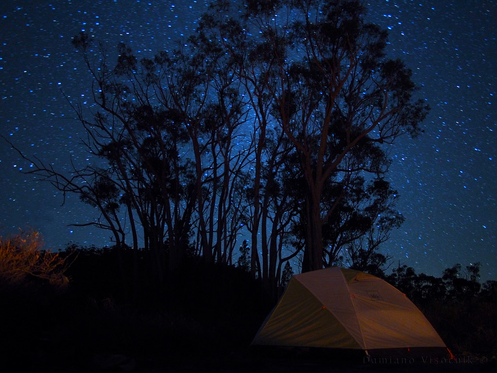 Starry camp