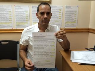 Luis F Ayala, Review de Reparacion de Credito en Municipal Credit Service Corp