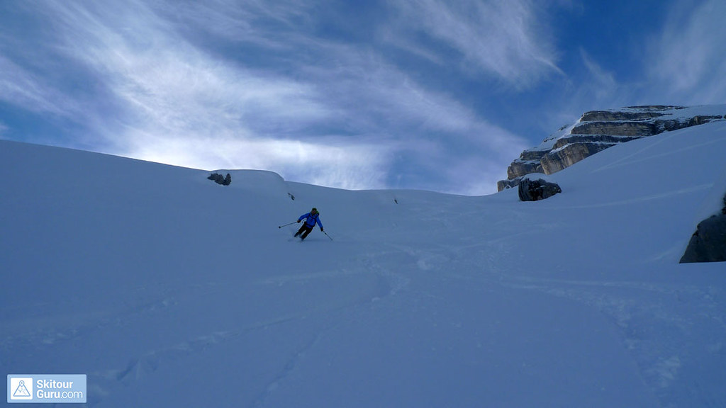 Piz Lavarela (Day 3 H.R. Dolomiti Südtirol) Dolomiti Itálie foto 18