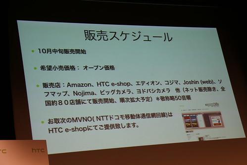 HTC SIMフリー