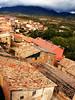 patchwork town San Vicente de la Sonsierra by galaxed