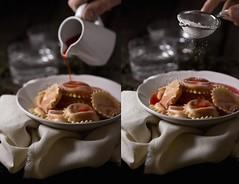 Ravioli: Recipe with Strawberries and Mascarpone