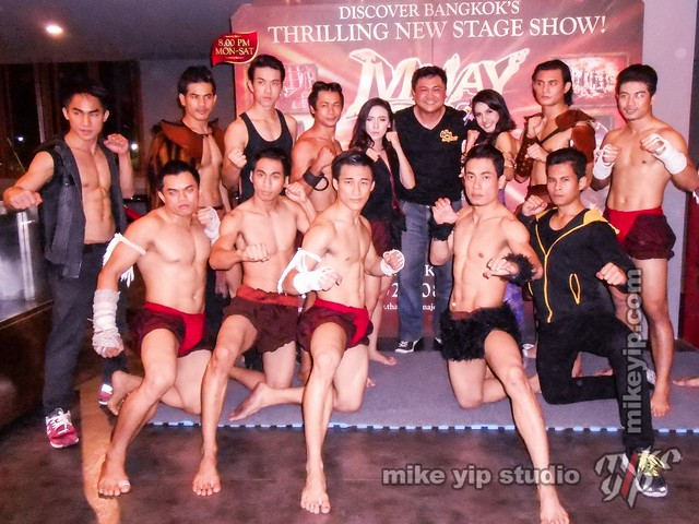 Bangkok Muay Thai Tour 2014