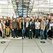 BPA-Gruppe unter der Kuppel des Reichstags
