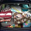 I might need a bigger car;) Hitting the road to lecture and teach in the San Juans. #wellpadded