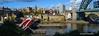 Newcastle skyline by WISEBUYS21