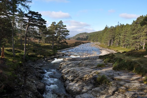 River Dee at Linn of Dee