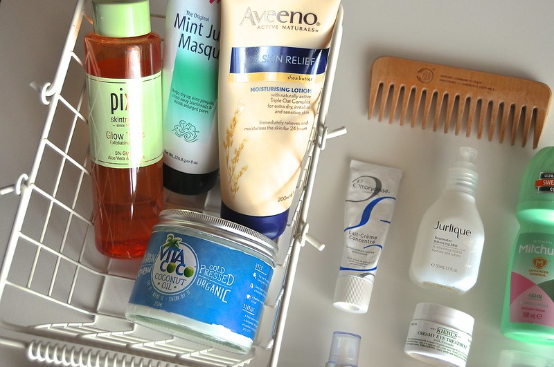 Skincare Favourites 1