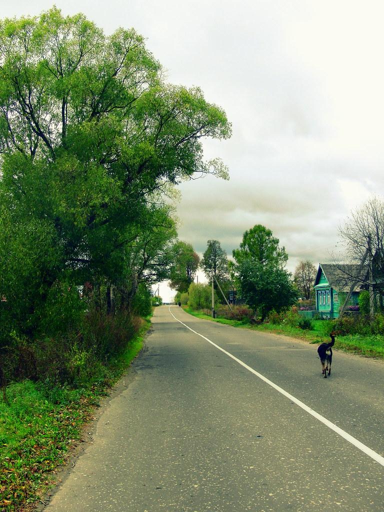 Осень в деревне_2015