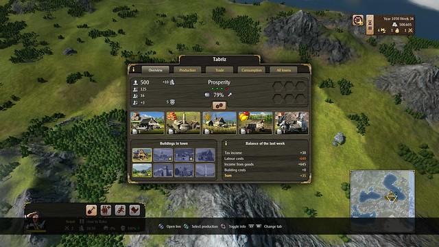 Grand Dale Medieval para PS4