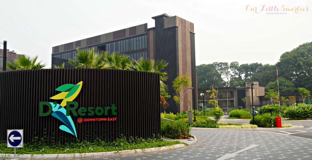 D Resort Downtown East A Nature Inspired Getaway With Waterpark Fun