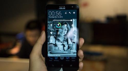Thay ảnh nền Quick Settings trên ASUS ZenFone (không cần root) - 100819