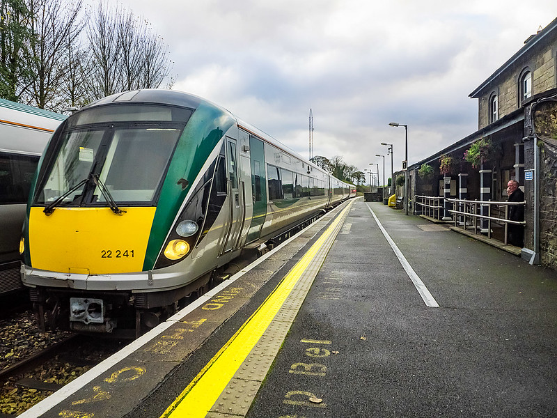 Boyle Rail Station