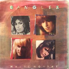 BANGLES:MANIC MONDAY(JACKET A)