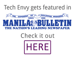 Tech Envy in the Manila Bulletin