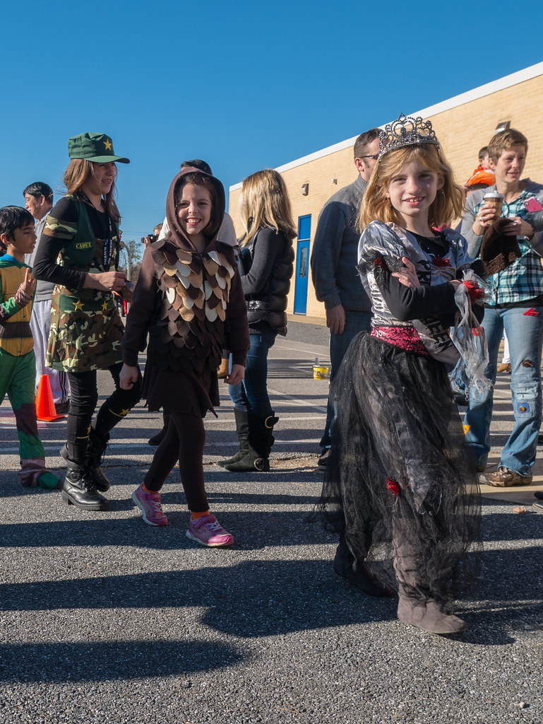 Costume parade