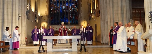151103 - Mass for deceased clergy