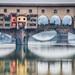 Ponte Vecchio in the Rain by Harold Davis