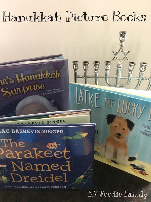 Hanukkah Picture Books