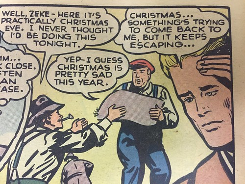 """Christmas with the Super-Heroes"", DC Comics, 1975 (15)"