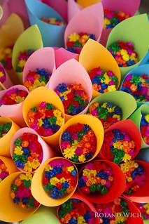 Barcelona - Small Flowers