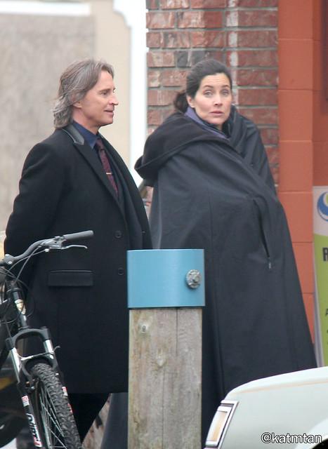 OUAT Filming (December 01,2015)
