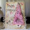 Shabby Christmas Tree