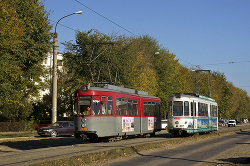 me tram romania streetcar halle iasi augsburg ratp 133 gt4 linie3 hallesaale 332 458 rumänien mfe trambahn tramvai esslinger 872 iași strasenbahn ratc maschinenfabrikesslingen ratpiasi
