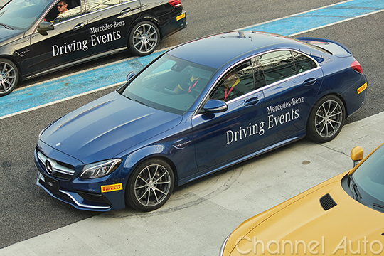 Mercedes-Benz Driving Events 賓士智慧駕馭體驗營-1