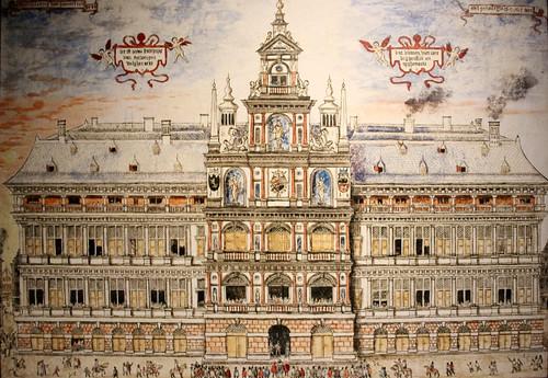 450 years of City Hall exhibit
