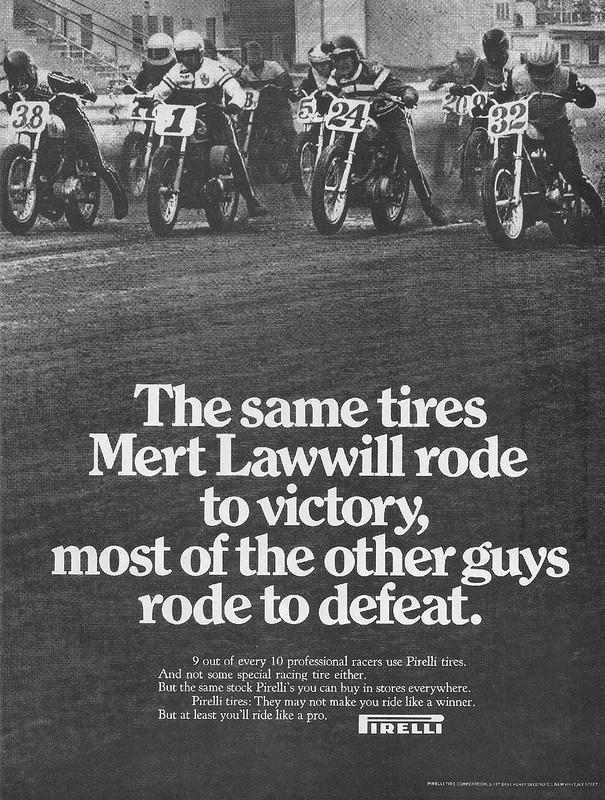 Pirelli Mert Lawwill