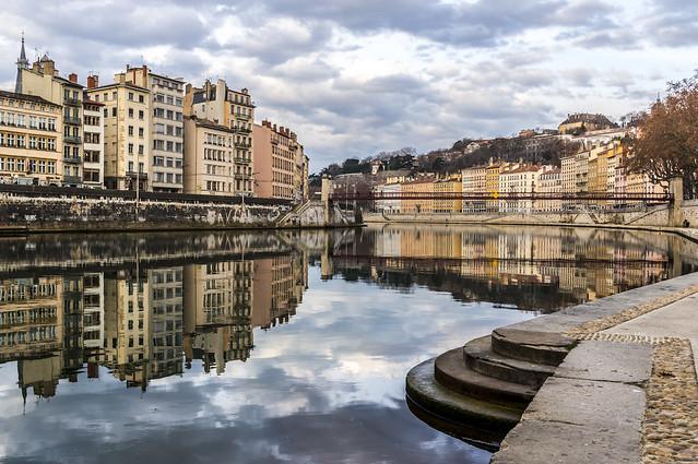 Reflections, Saint-Paul